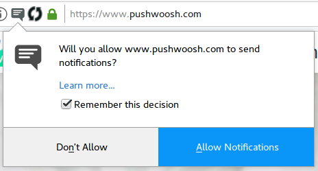Plugins: System - Joocial Webpush - Pushwoosh