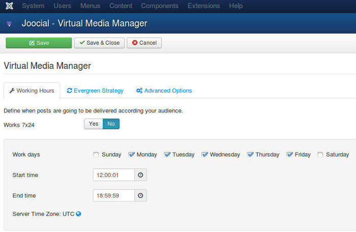 Joocial - Virtual Manager