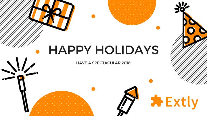 2017 Happy Holidays Extly