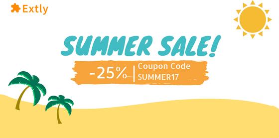 summer sale newsletter 560