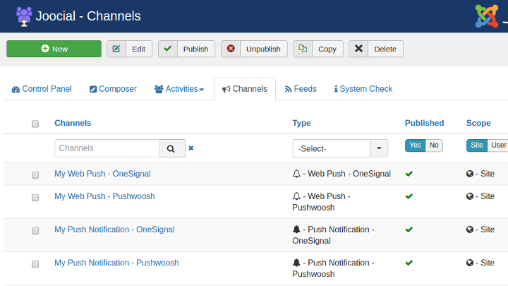 Web Push and Push Notifications for mobile apps are here!
