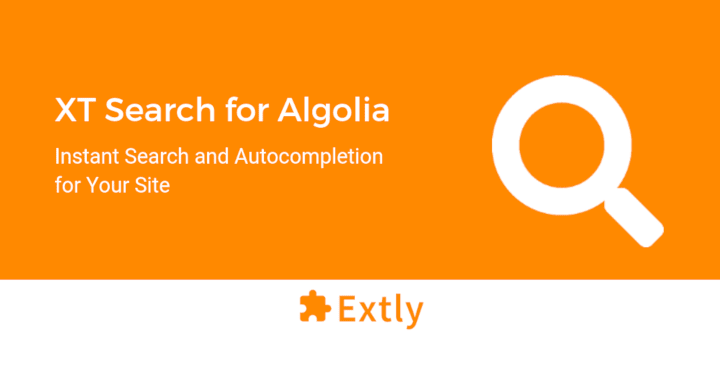 XT Search for Algolia 2 - Search Everywhere