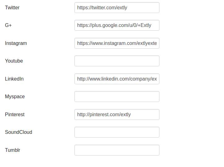 AutoTweet Social Profile Links for Google plugin - Configuration
