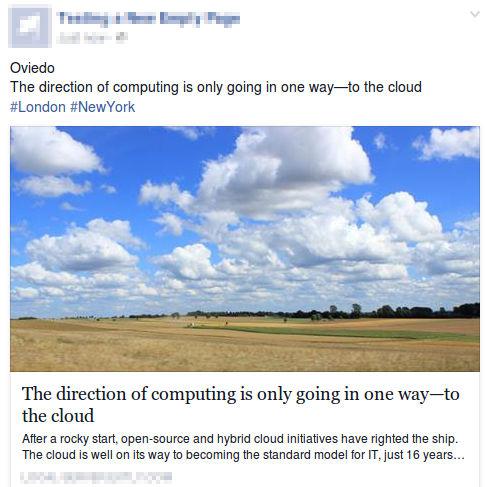 Template Post Configuration