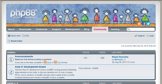 phpBB Forum is now integrated with AutoTweet and Joocial!