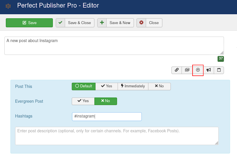 Perfect Publisher - Editor