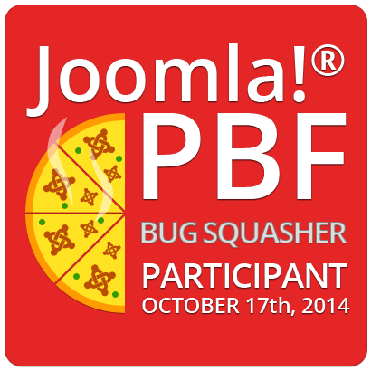 Joomla! Pizza, Bugs and Fun