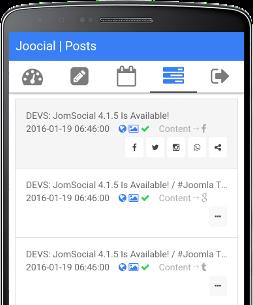 Joocial Composer App