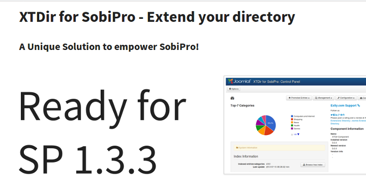 xtdir 6 4 ready for sobipro 1 3 3 and sobi framework